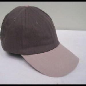 Brooks Brothers Grey Baseball Cap / Hat